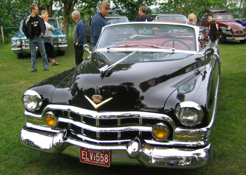 Cadillac Ser 62 coupe