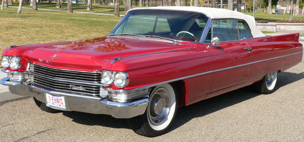 Cadillac Series 62 convertible