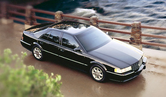 Cadillac Seville, Photo #4