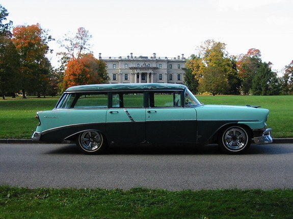 Chevrolet 210 Wagon