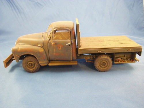 Chevrolet 3100 Flatbed Truck