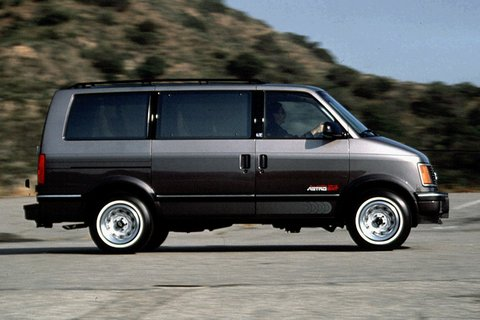 Chevrolet Astro AWD, Photo #2