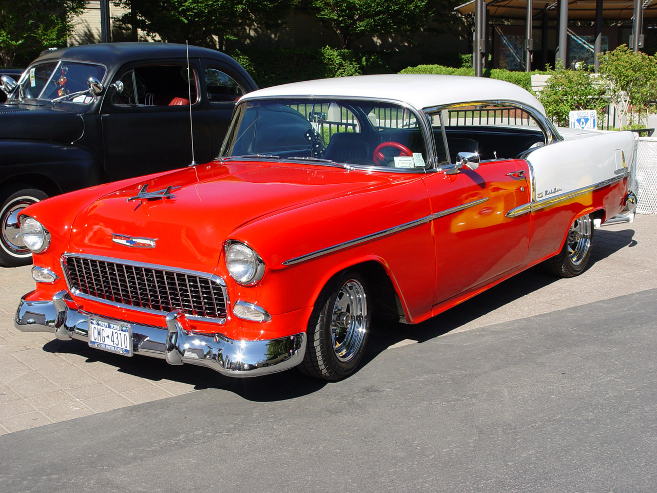 Chevrolet bel air specs photos videos and more on for Garage renault bouc bel air