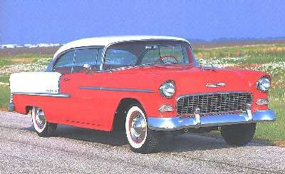 Chevrolet Bel Air Deluxe Coupe