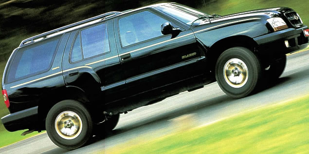 Chevrolet Blazer Executive