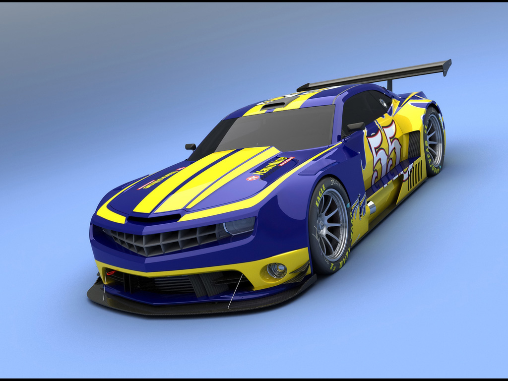 Chevrolet Camaro Race Car