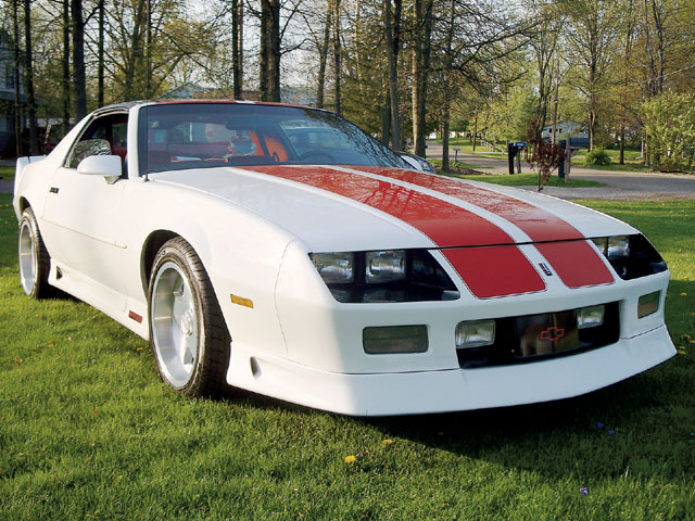 Chevrolet Camaro RS Z28