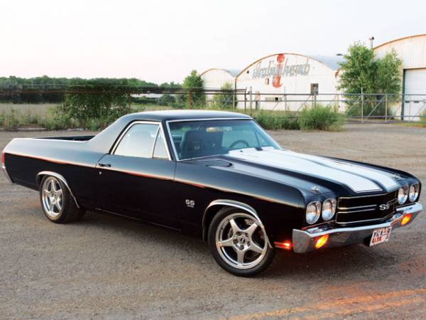 Chevrolet El Camino, Photo #2