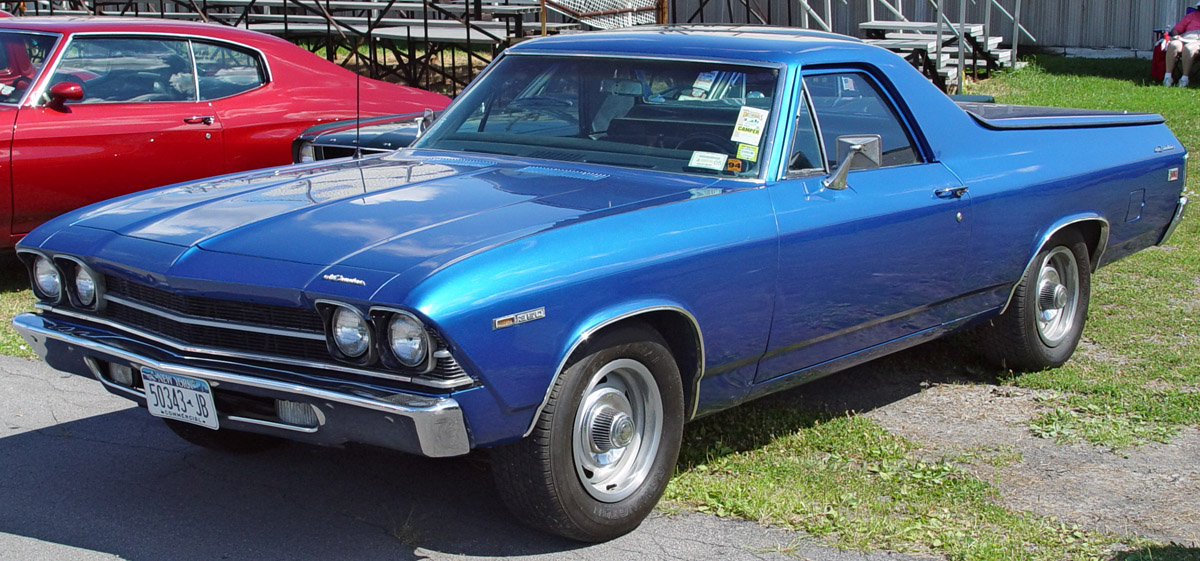 Chevrolet El Camino, Photo #3