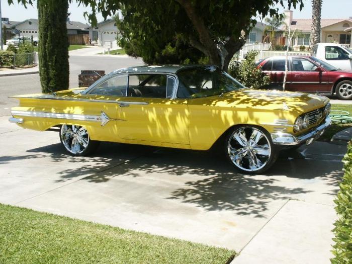 Chevrolet impala specs photos videos and more on topworldauto