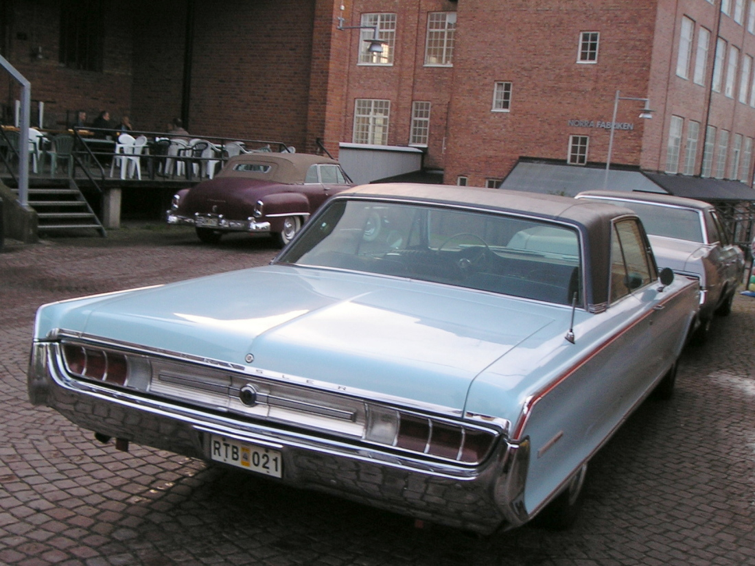 Chrysler Windsor 2dr HT
