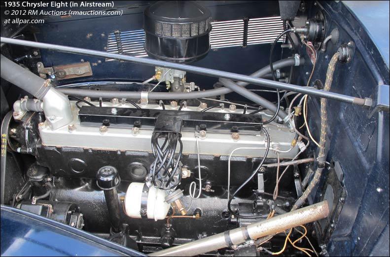 Chrysler S Flathead Engine