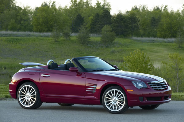 chrysler crossfire cabrio specs photos videos and more. Black Bedroom Furniture Sets. Home Design Ideas