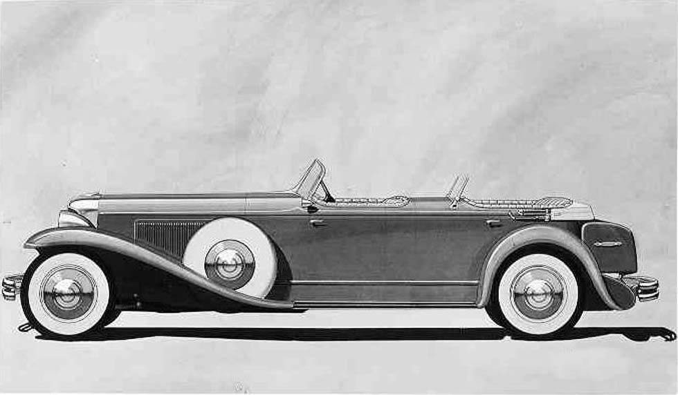 Chrysler Imperial phaeton