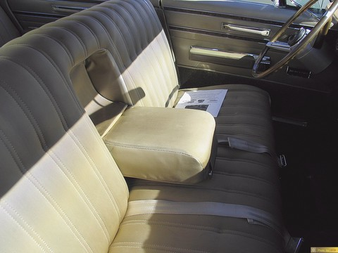 Chrysler New Yorker 4dr HT