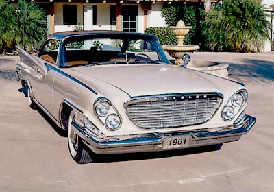 Chrysler New Yorker coupe