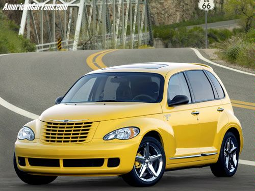 Chrysler PT Cruiser Route 66 3dition