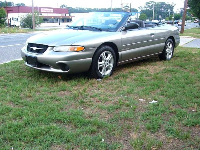 chrysler stratus jx convertible specs photos videos and more on topworldauto. Black Bedroom Furniture Sets. Home Design Ideas