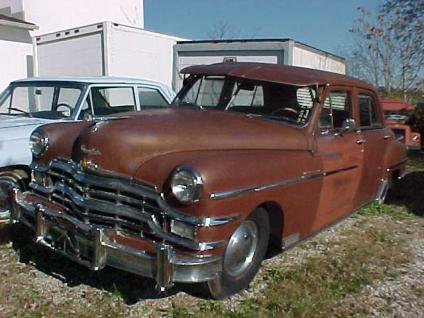 Chrysler Traveler 4 Door Sedan