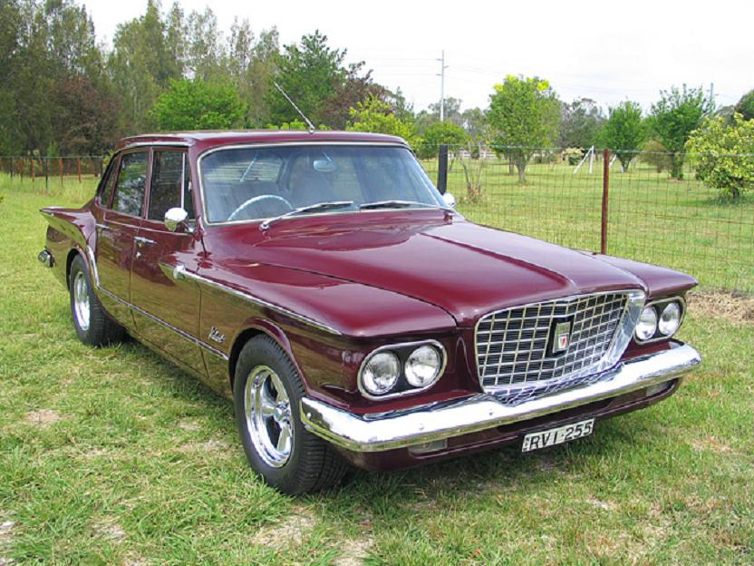 Chrysler Valiant