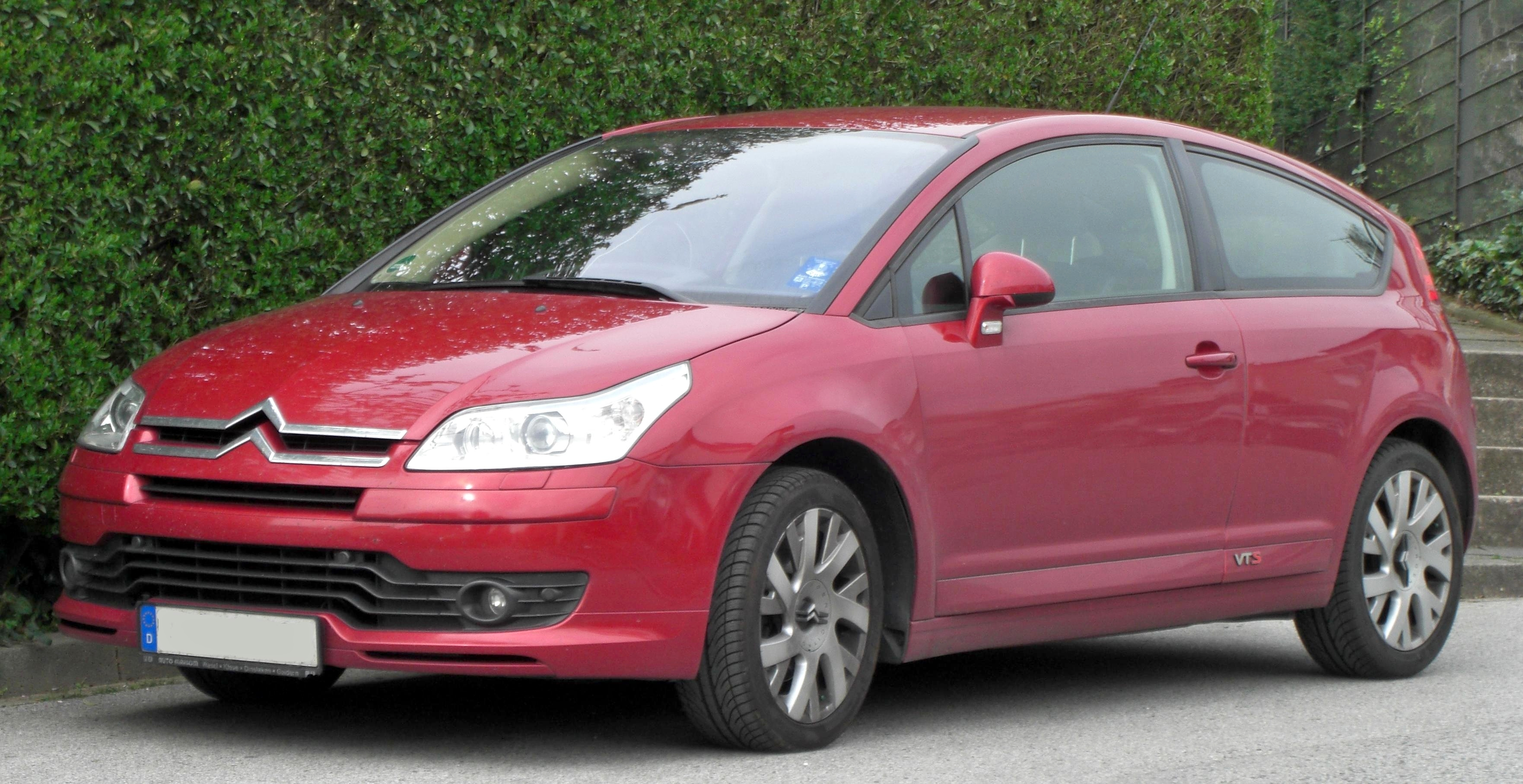 citroen c4 coupe specs photos videos and more on. Black Bedroom Furniture Sets. Home Design Ideas