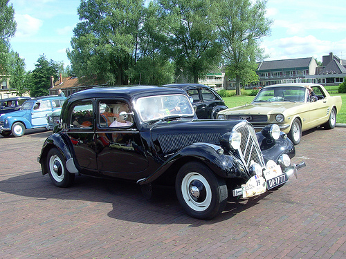 Citroen 11 BL Traction-Avant