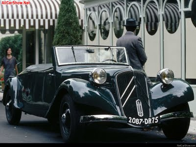 Citroen 11B Roadster Traction Avant