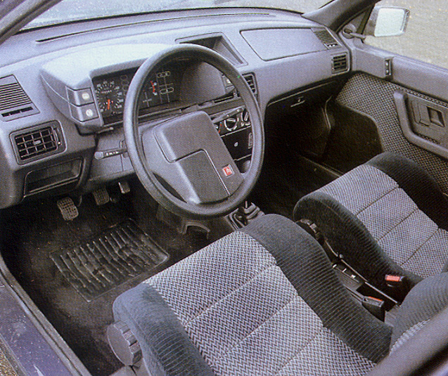 Citroen BX TRD Turbo