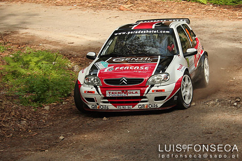 Citroen Saxo Rally Kit Car
