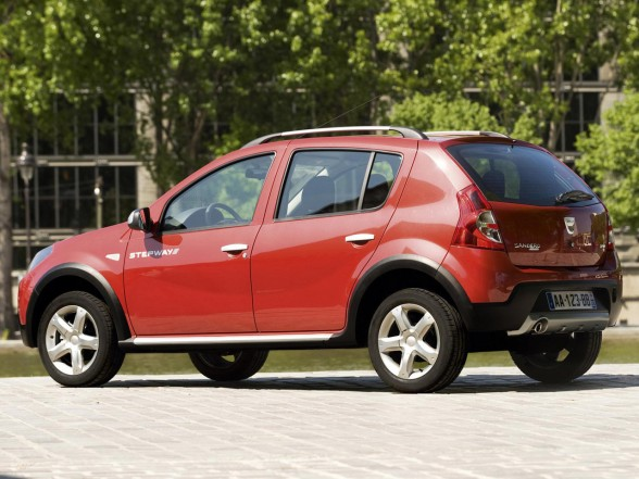 Dacia Sandero Stepway, Photo #3