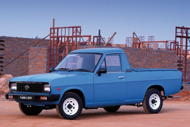 Datsun 1200 Double cab pick up