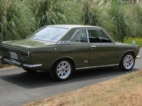 Datsun Bluebird SSS 18 Coupe