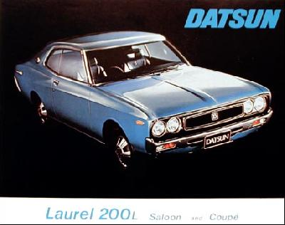 Datsun Laurel 200L