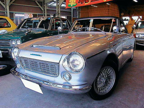 Datsun SP310 Fairlady