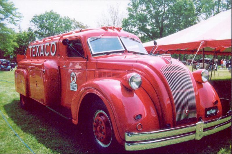 Dodge Airflow Tanker