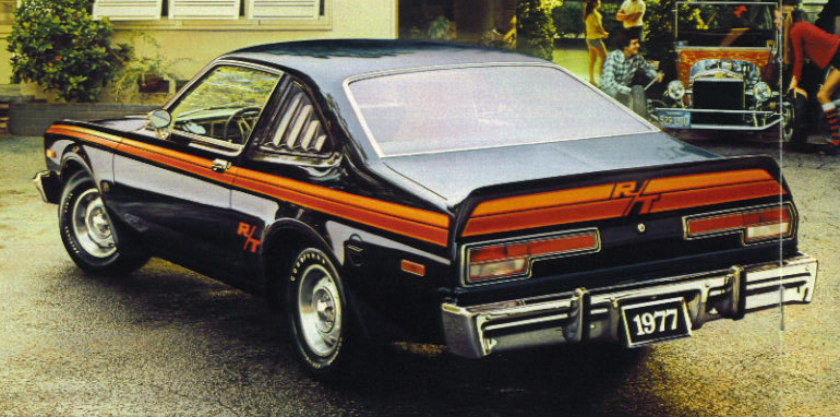 Dodge Aspen SE coupe