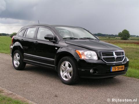 Dodge Caliber SXT CRD, Photo #3