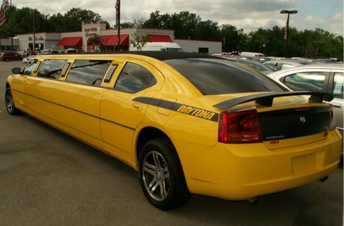 Dodge Charger Limo