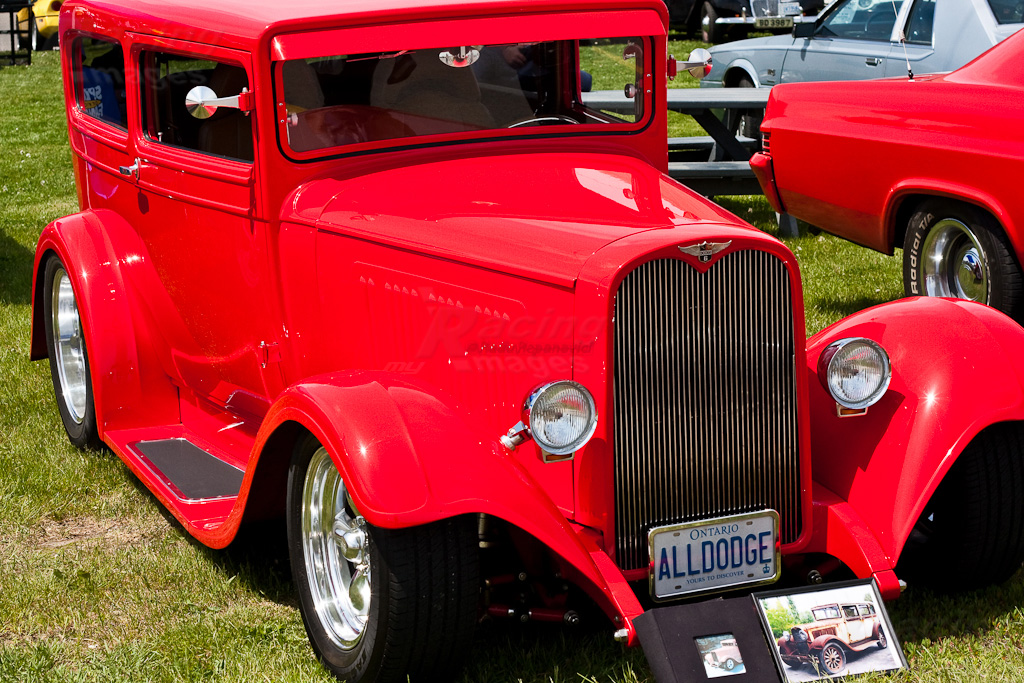 Dodge Classic Hot Rod