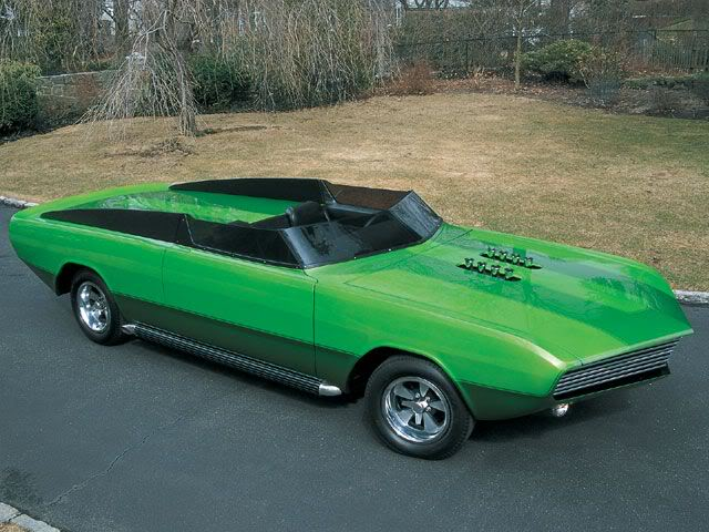 Dodge Daroo II show car