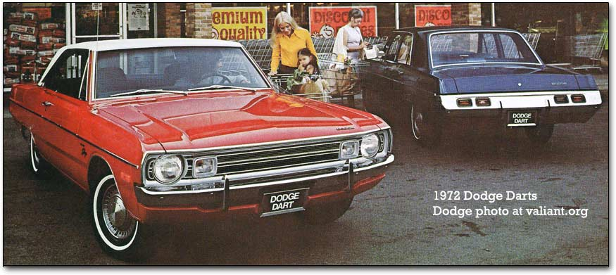 Dodge Dart Demon