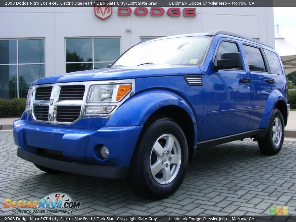Dodge Nitron EXT 4x4