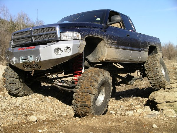 Dodge Ram 1500 4X4, Photo #2