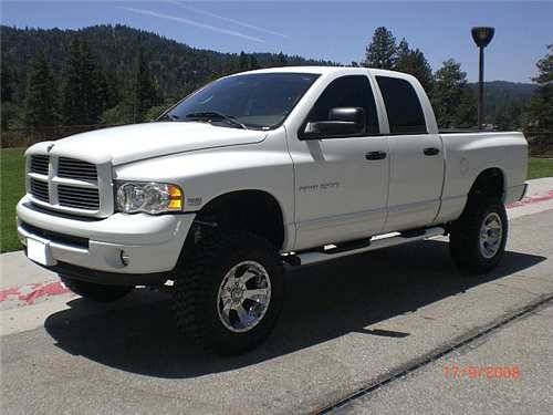 Dodge Ram 1500 4X4, Photo #3