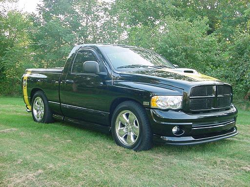 Dodge Ram 1500 SLT Rumble Bee
