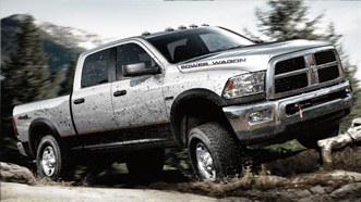 Dodge Ram 3500 Heavy Duty