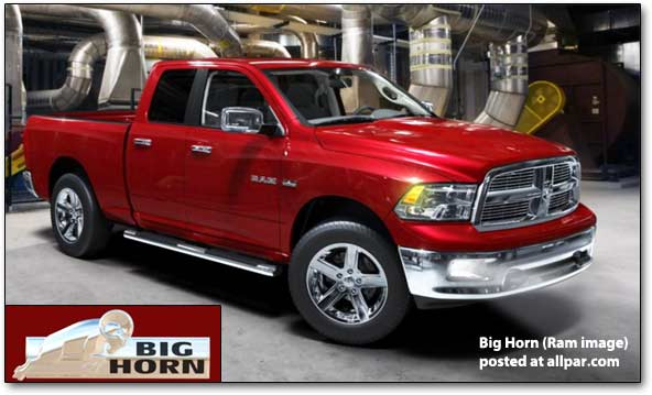 Dodge Ram charger Big Horn