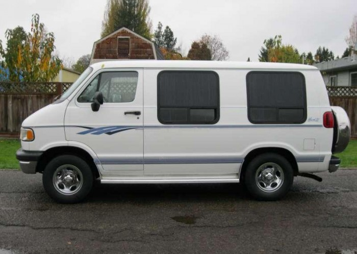 Dodge Ram Van 2500 Specs Photos Videos And More On