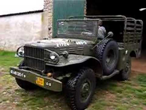 Dodge WC-51 Weapon Carrier