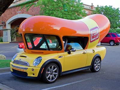 Dodge Wienermobile